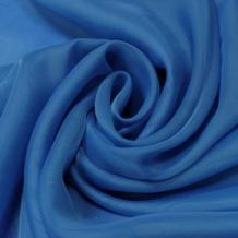 "Вуаль однотонная ""Шелли"" LD 25/300 V синий, ширина 300см"