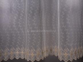 2.80м Сетка вышивка Brilliant BL 42-1578/280 SB, ширина 280см