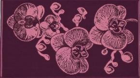 "6с104.411ж1 ""Орхидея"" Полотенце махровое 67х40см"