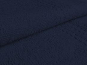 Полотенце махровое Amore Mio GX Classic 30*70 цв. синий