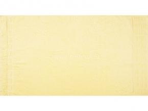 Полотенце махровое Amore Mio AST Jardin 50*90 цвет желтый