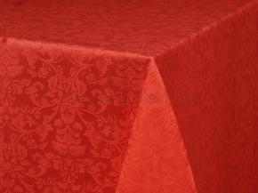 1809Б-01 Скатерть 1472 /181763 148*180 цв. красный
