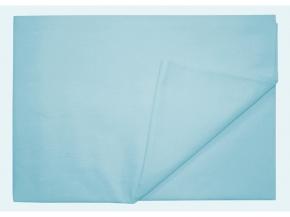 16с228-ШР 240*250  Простыня цв.1347 голубой