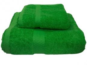 Полотенце махровое Amore Mio GX Classic 33*70 цвет зеленый
