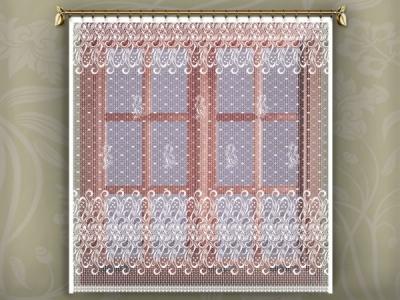 11С6465-Г50 ЗАНАВЕСКА белый 1.60*1.70м