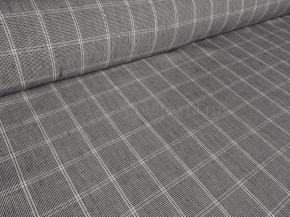 05С207-ШР/пн.+М+Х+У 1/22 Ткань костюмная, ширина 150см, лен-100%