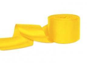 2С406У-Г50 ЛЕНТА АТЛАСНАЯ желтый*006, 56мм (рул.25м)