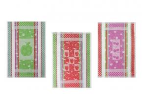 13с374-ШР/ с кор. 50*70 набор полотенец из 3 шт Джем