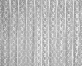 1.50м 2С6-Г10 полотно гардинное рисунок 1037 белый, ширина 150см