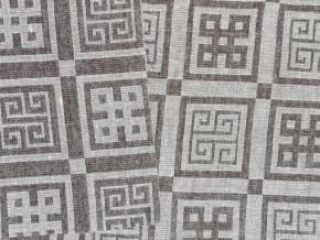 16С405-ШР+С 75/355 Ткань декоративная, ширина 166см, лен-78% хлопок-22%