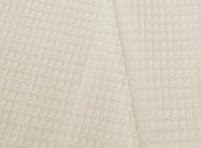 1928-БЧ (1157) Вафельное полотно гладкокрашеное цв. 130607 бежевый, ширина 150см