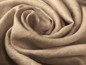 Ткань одежная гладкокрашеная умягченная 186071 МА цвет Экрю 1395, 150см