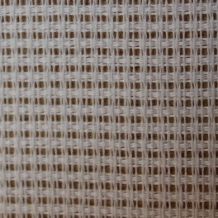 0С97В аппр. Ткань для вышивания (пл.191 гр/м2), белый, ш.149см (Канва 11каунт)