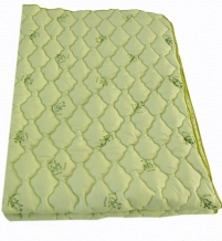 Одеяло тик/бамбук/стежка 300гр Евро+  210*240