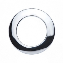 Люверсы AL 1, серебро d-35мм (уп.10шт)