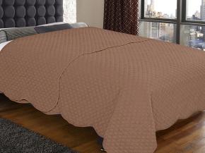 Покрывало Amore Mio WX Cell BR 2224 цвет коричневый