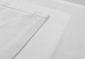 Салфетка белая Респект жаккард 1210-994002-00 (53*53)