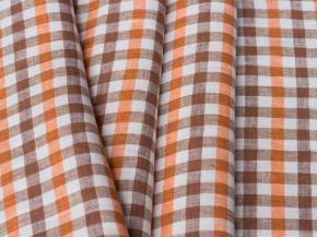 14С193-ШР+М+Х+У 3/14 Ткань костюмная, ширина 150см, лен-100%