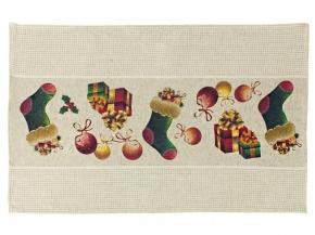 13С29-ШР/п.р. 45*70 полотенце  Новый год - 1