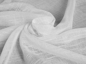 Ткань D04 4018 Фантази Органза (21B) белый, 300см