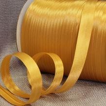 Косая бейка МН А 2123/1,5см (144ярда/132м) золотой