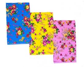 """Комплект полотенец из 3-х штук """" Цветы"""""""