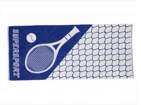 "4с83.070 ""Суперспорт-теннис"" Полотенце махровое 104х50см"