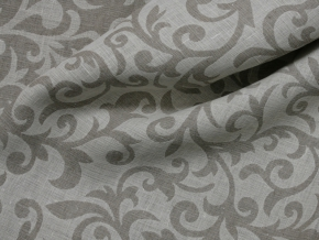 10С169-ШР+С 330/21 Ткань декоративная, ширина 162 см, лен-100