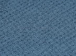 18с95-ШР/у 75*125  Полотенце цв.1379 1347  голубой