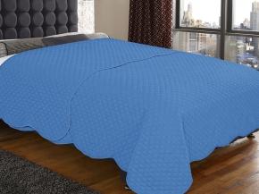 Покрывало Amore Mio WX Cell BL 2224 цвет синий