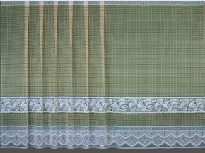 1.65м 7С2-Г10 ЦВН полотно гардинное рисунок 1243 (желто-коричневая нить)