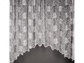 1.75м полотно гардинное Арка Shelly lux HX M 3005/175w, высота 175см/ ширина 300см купон для штор