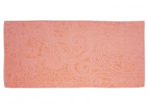 """С81/3-ЮА 70*140 """"Нури"""" полотенце махровое цвет персик"""