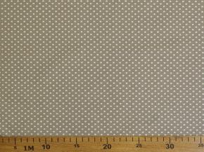 1526-БЧ (1030) Бязь набивная рис.4544-04 Горошек, ширина 220см