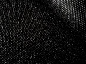 512-0060-090-502-90 Флизелин клеевой 60гр/м.кв. точечное покр., черный, ш.90см (рул.100м)