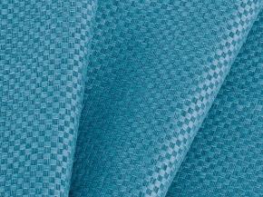 Ткань блэкаут RS 2-07/280  BL L голубой, ширина 280см. Импорт