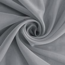 """Вуаль однотонная """"Шелли"""" RS 160/300 V серый, ширина 300 см"""