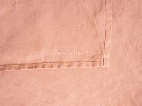 18с306-ШР 240*245 Простыня цв.1565 персик