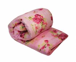 Одеяло 1.5 спальное х/ф/кант/полиэстер 140*205 300гр