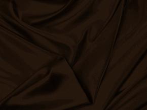 1910-БЧ (1143) Сатин гладкокрашеный цвет 191420 гор.шоколад, ширина 295см