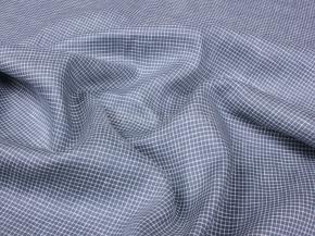 03С68-ШР/пн.+Х+У 5/136 Ткань сорочечная, ширина 150см, лен-100%