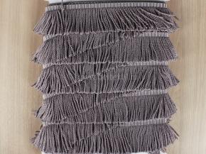 Бахрома Ajur HK BТ1-62 (25m) серый