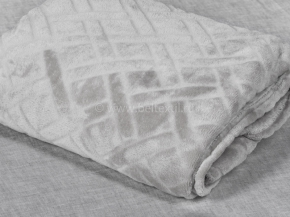 """Плед Absolute """"Фланель"""" TF FNC GY 2022 цв.серый"""