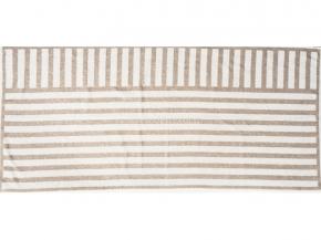 6с102.511ж2 Lines Полотенце махровое 67х150см Лен+х/б