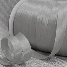 Косая бейка Ajur МН 6476/1,5см (144ярда/132м) серый
