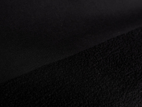 Ткань Курточная Softshell 340 Black