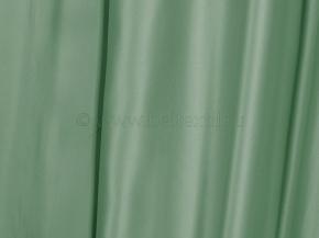 Ткань портьерная сатен T JL 384-154/280 PSat серо-бирюзовый, ширина 280см