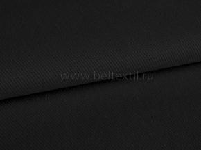 Башмачное полотно крашенное арт. 1902-10/400 хлопок 100,пл.345г. цв.(999) черный.