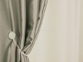 Ткань блэкаут Carmen RS Milan-31/280 P BL 2st оливковый, ширина 280см