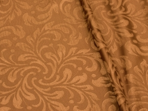 Жаккард T ZG L2978-04/155 коричневый, 155см